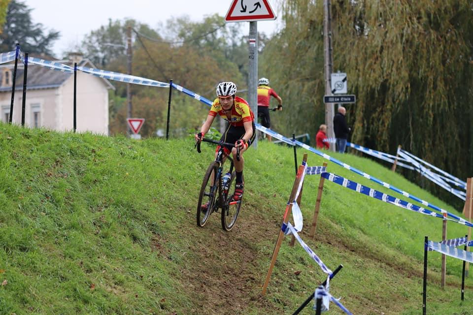 JB Nivelle Cyclocross UCC Vivonne