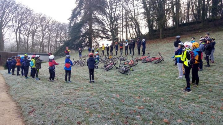 UCC Vivonne Initiation cyclocross