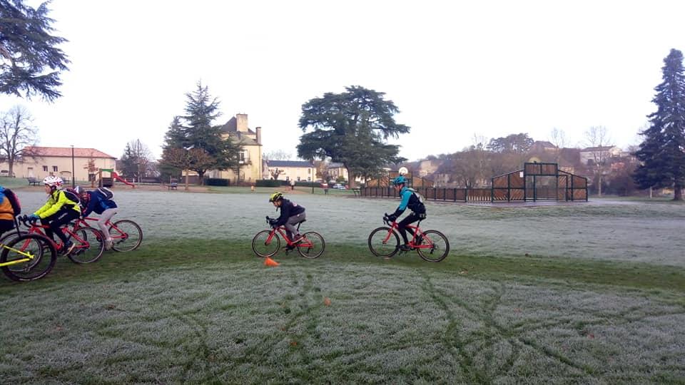 UCC Vivonne Initiation cyclocross