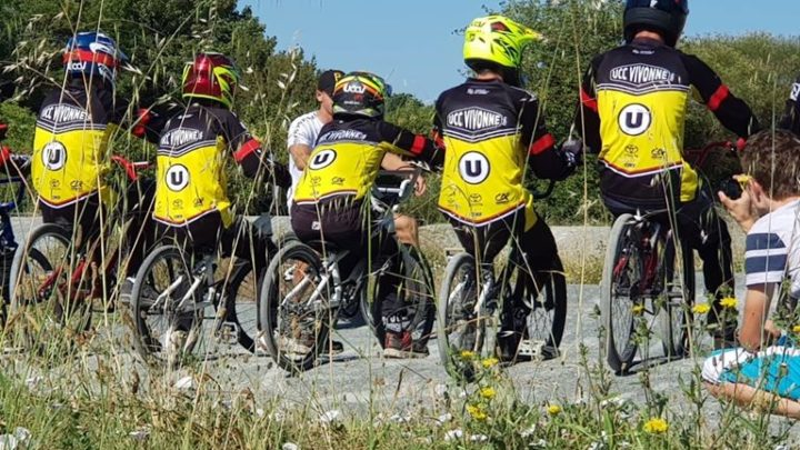 UCC Vivonne Stage BMX Niort