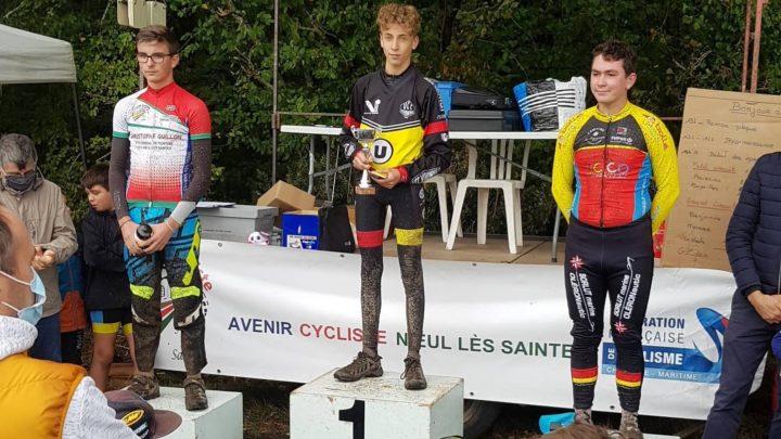 UCC Vivonne VTT Nieul-les-Saintes 2020