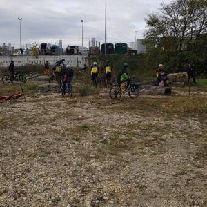 UCC Vivonne stage Jarnac octobre 2020