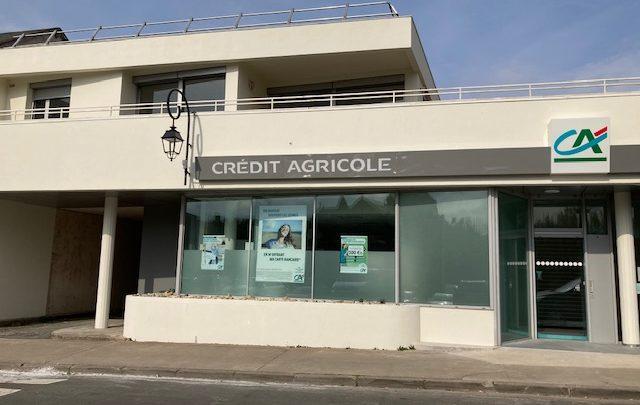 Crédit Agricole Vivonne Partenaire UCC Vivonne
