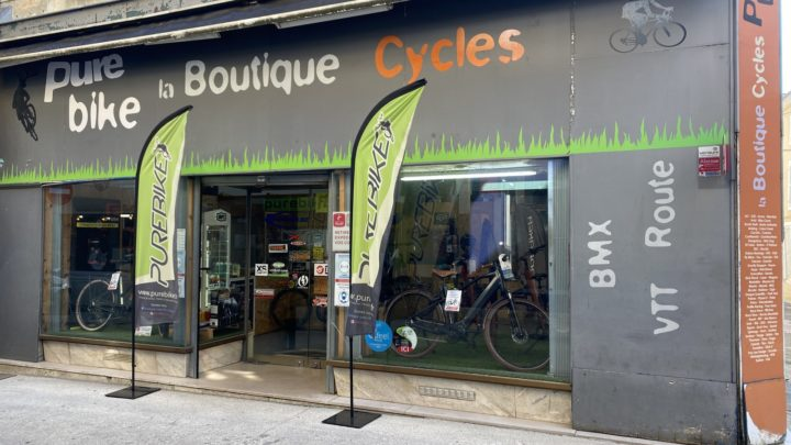 Pure Bike partenaire UCC Vivonne