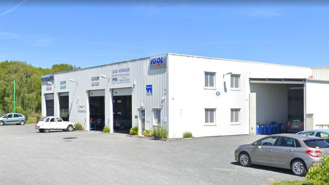 Garage Ligugé Automobiles partenaire UCC Vivonne