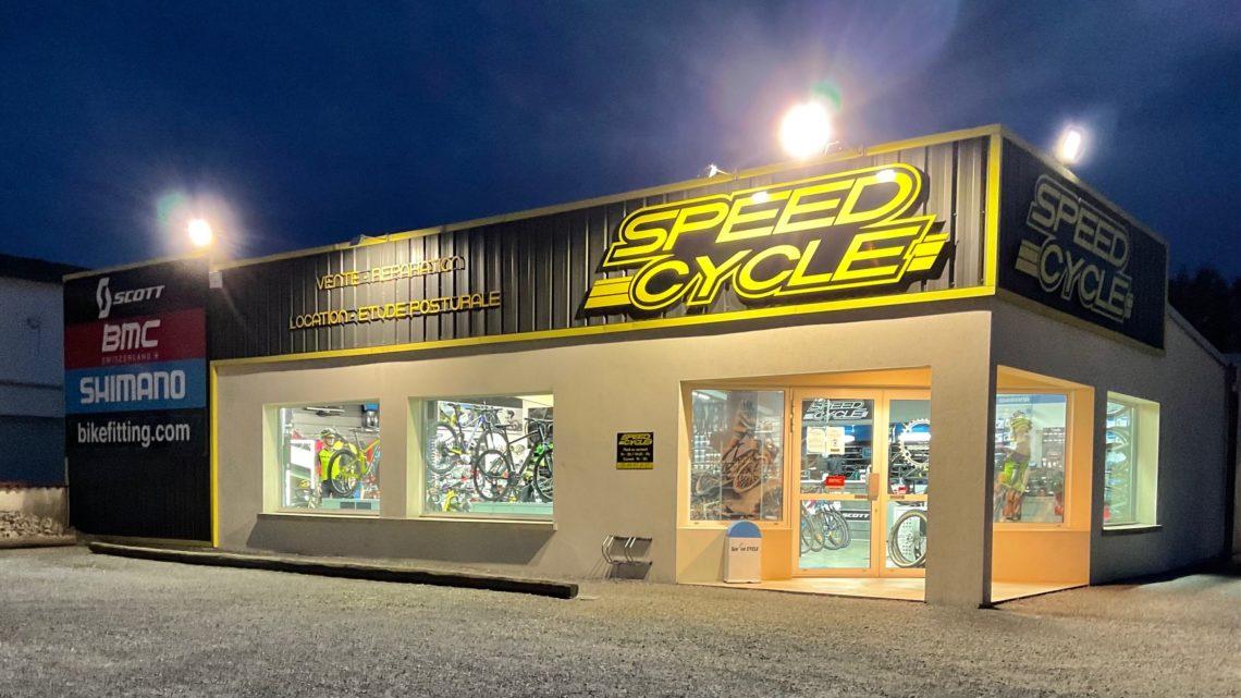Speed Cycle partenaire UCC Vivonne