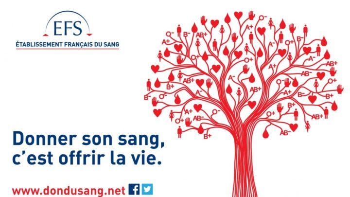 EFS - Dons du sang