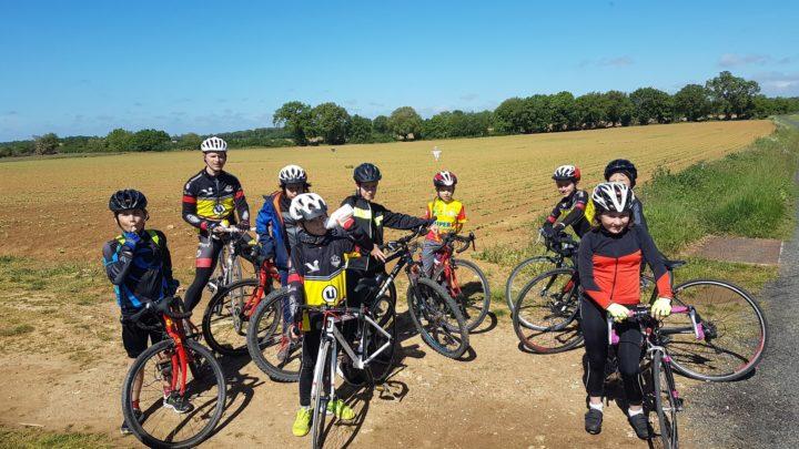 Ecole de vélo Soleil UCC Vivonne