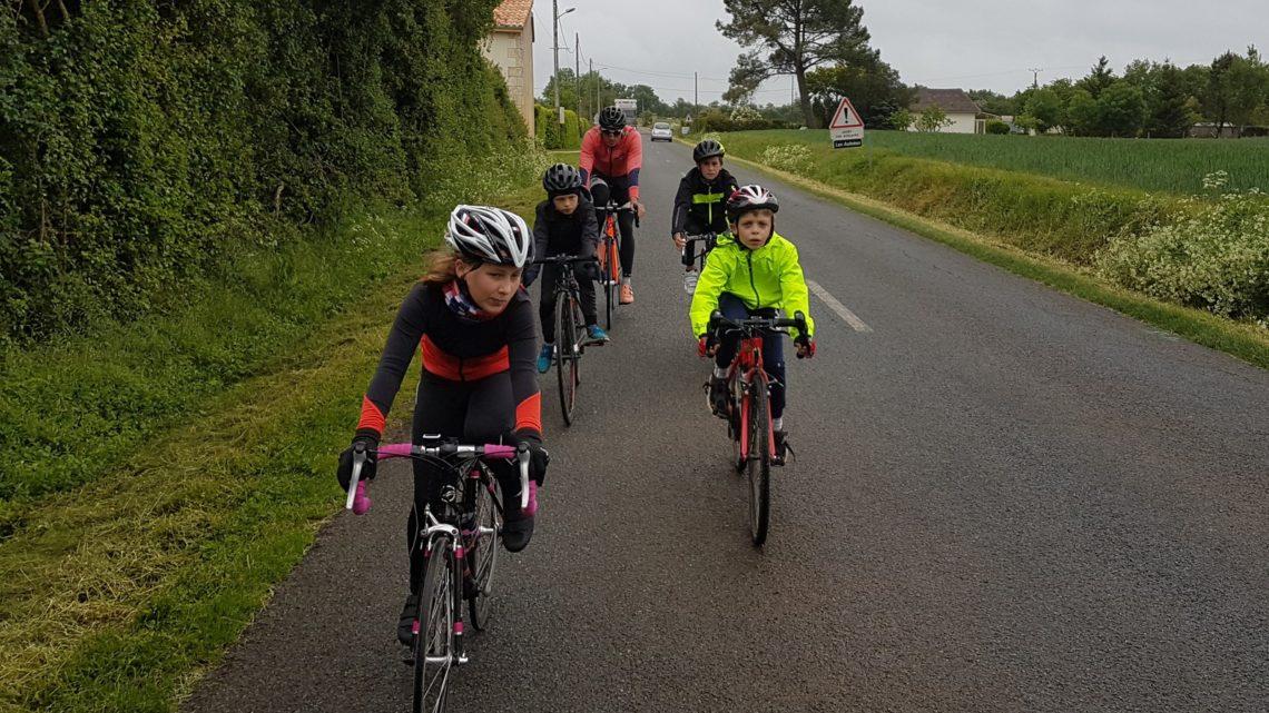 Ecole de vélo SRAV UCC Vivonne
