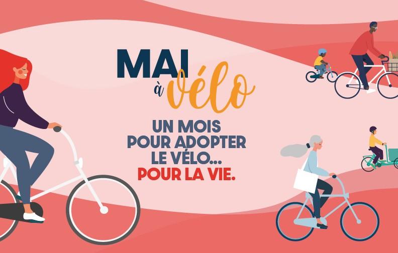 Mai à vélo 2021 UCC Vivonne