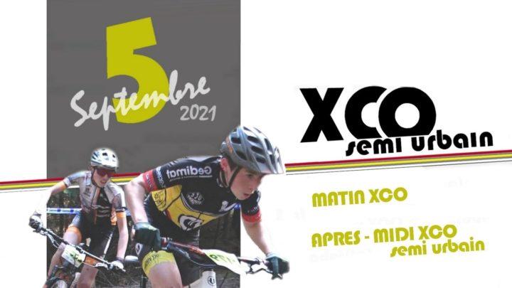 VTT XCO semi urbain UCC Vivonne