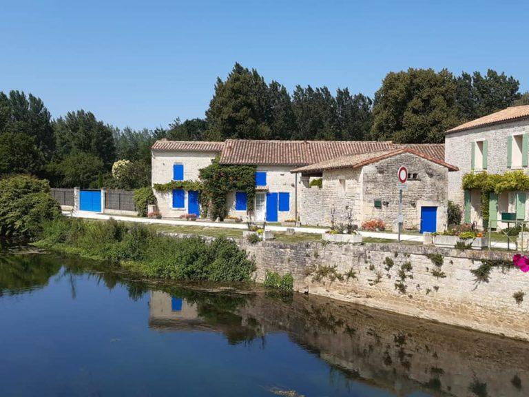 De Saumur à La Rochelle sur la Vélo Francette UCC Vivonne