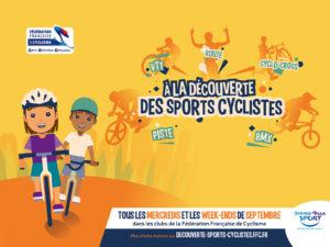 A la découverte des Sports cyclistes 2021 UCC Vivonne